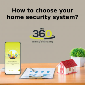 How to choose your home security system?